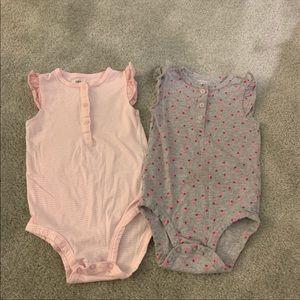 Carters bodysuit bundle